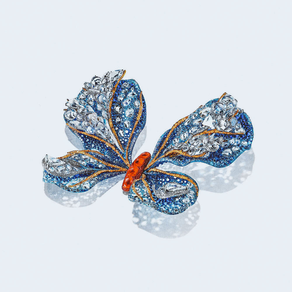 high jewelry brands collection