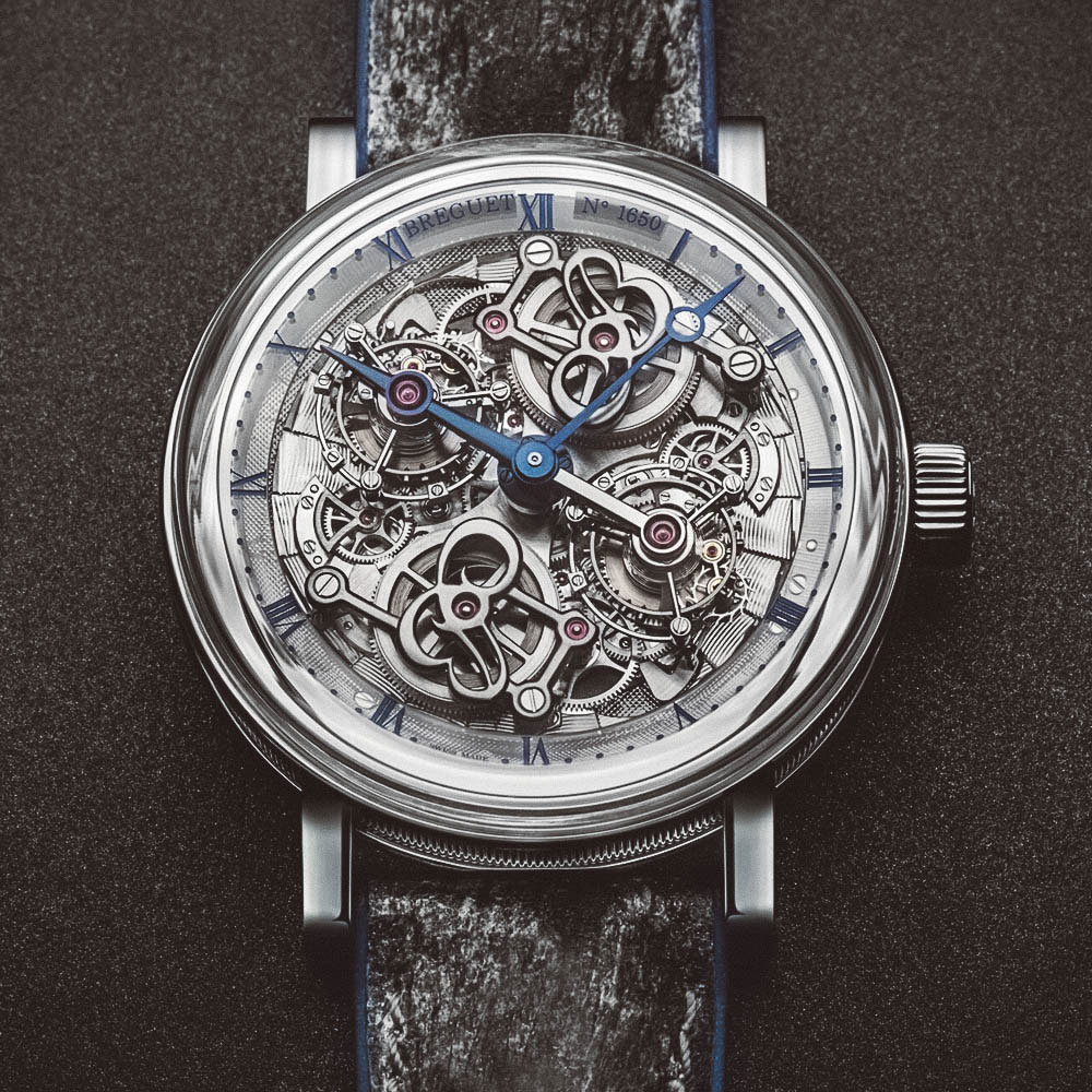most extravagant timepieces sourcing