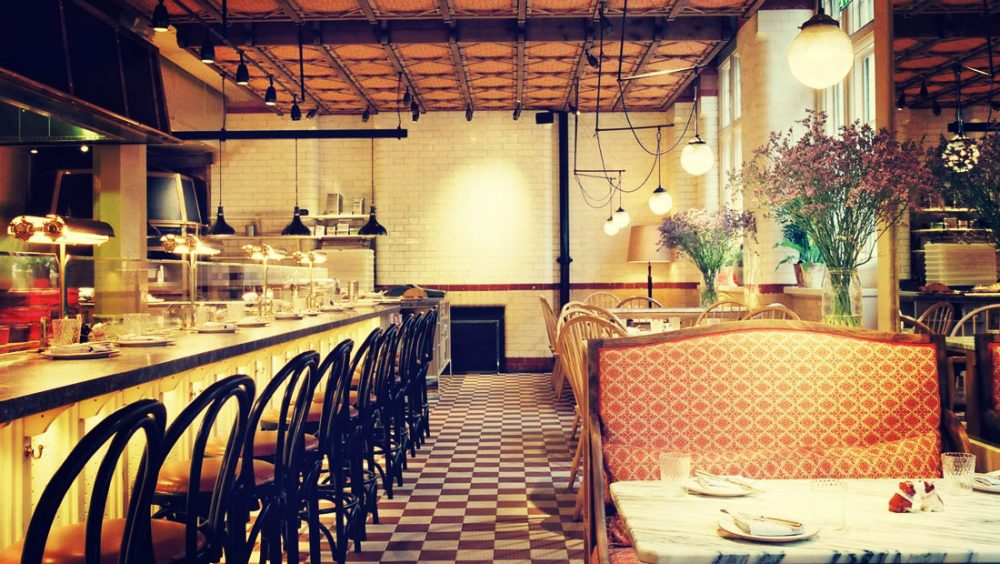 Chiltern Firehouse, Modern Cuisine, Mayfair, London