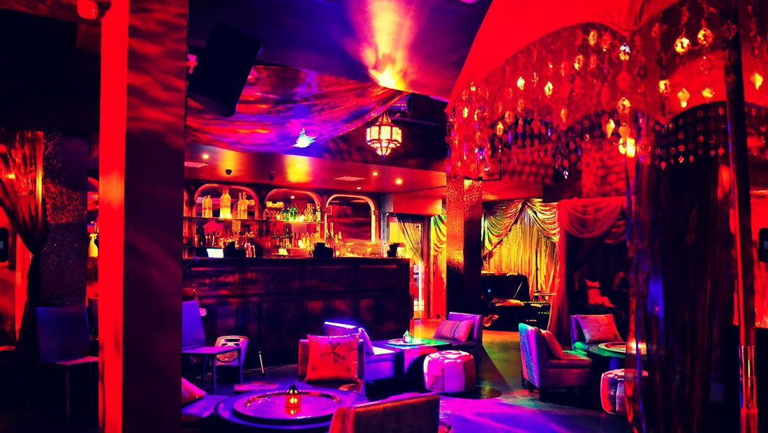 Cirque Le Soir, Members Club, Mayfair, London