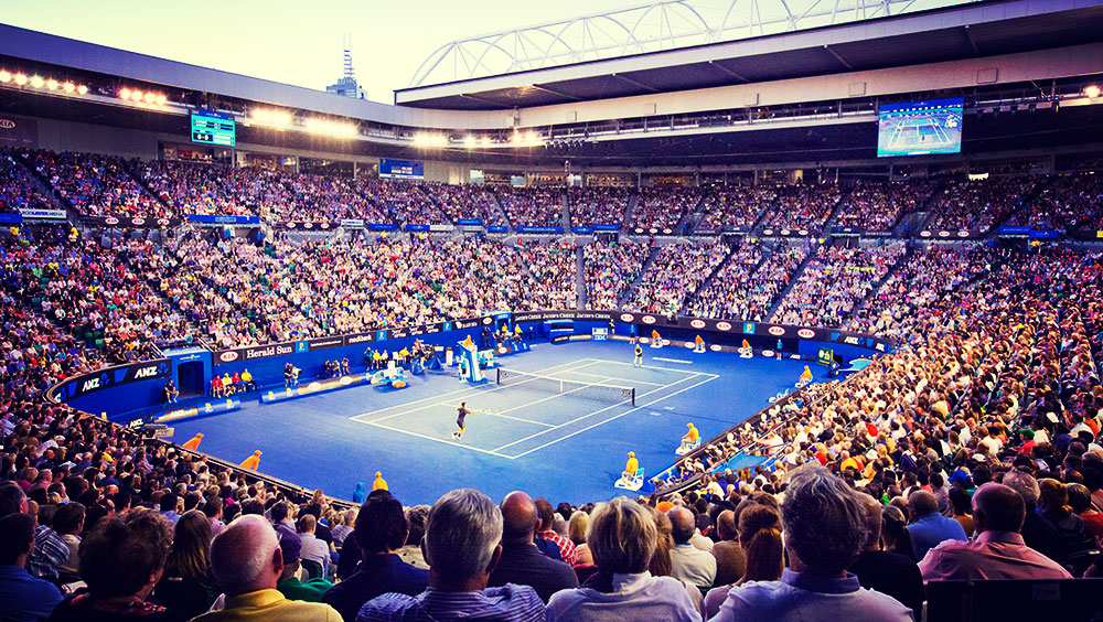 Sports | Tennis, Australian Open, January, Melbourne, Australia