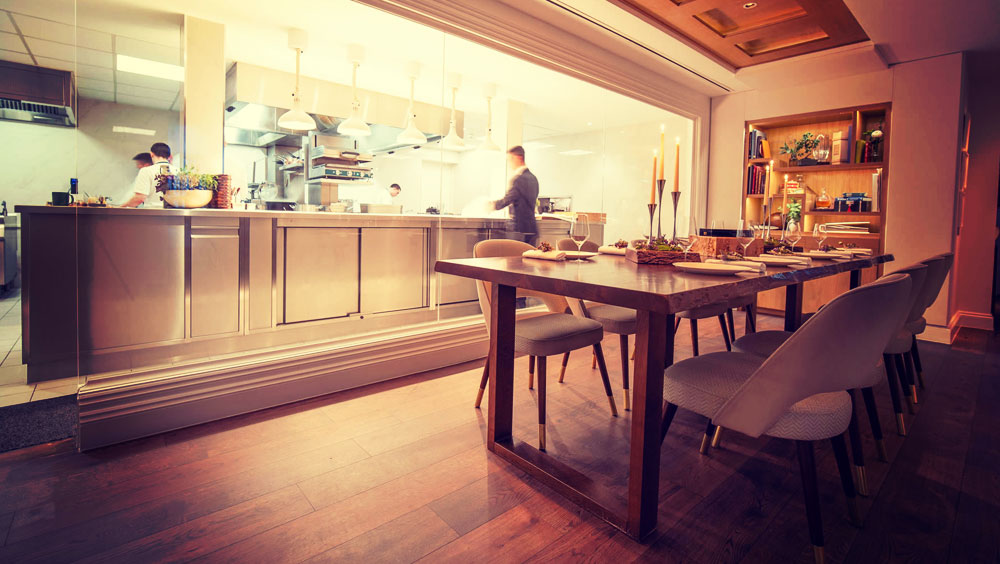 Core by Clare Smyth, Fine Dining, British Cuisine, Notting Hill, Chelsea, London