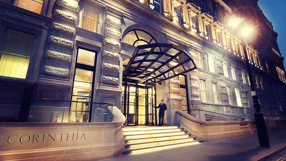 Corinthia Hotel, Mayfair, London
