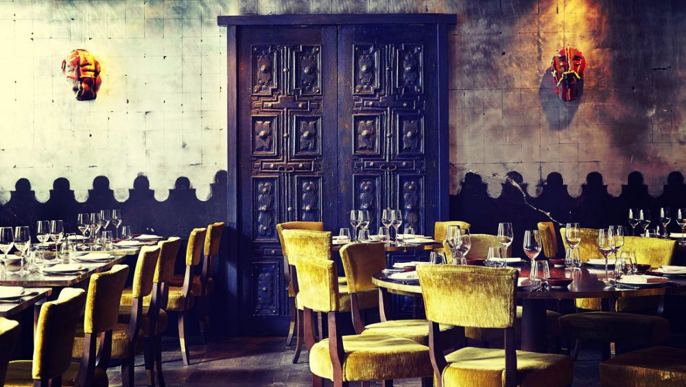 Coya, Peruvian Cuisine, Mayfair, London