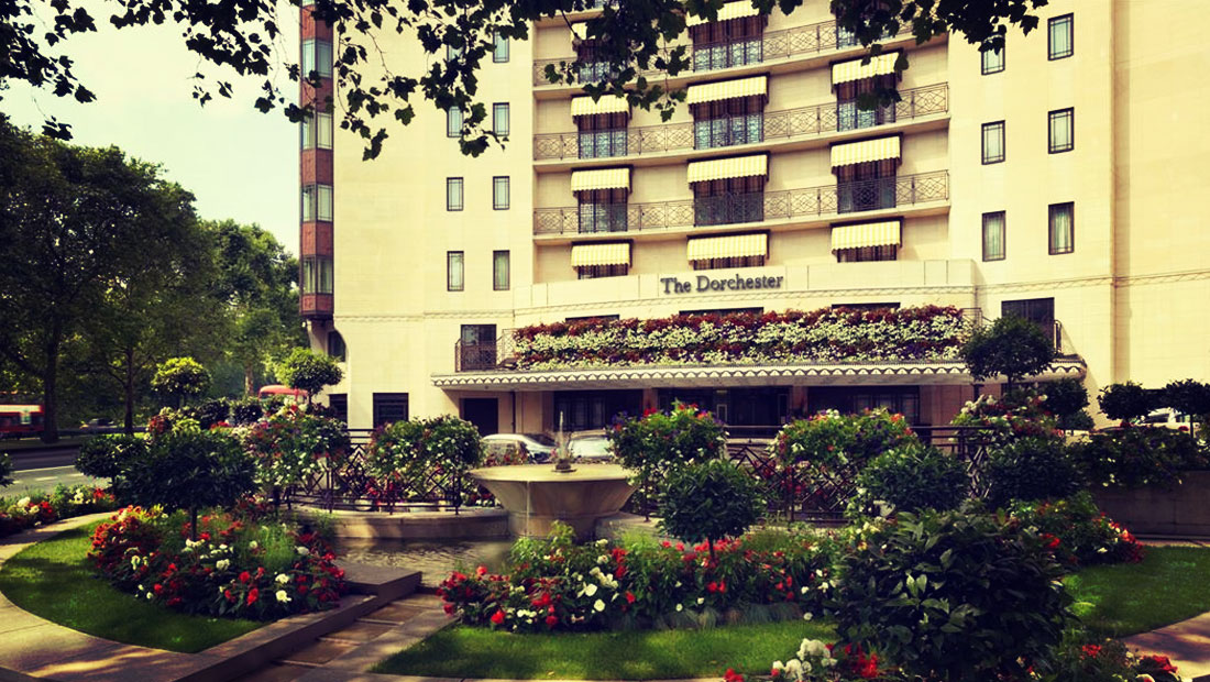 Dorchester Hotel, Mayfair, London