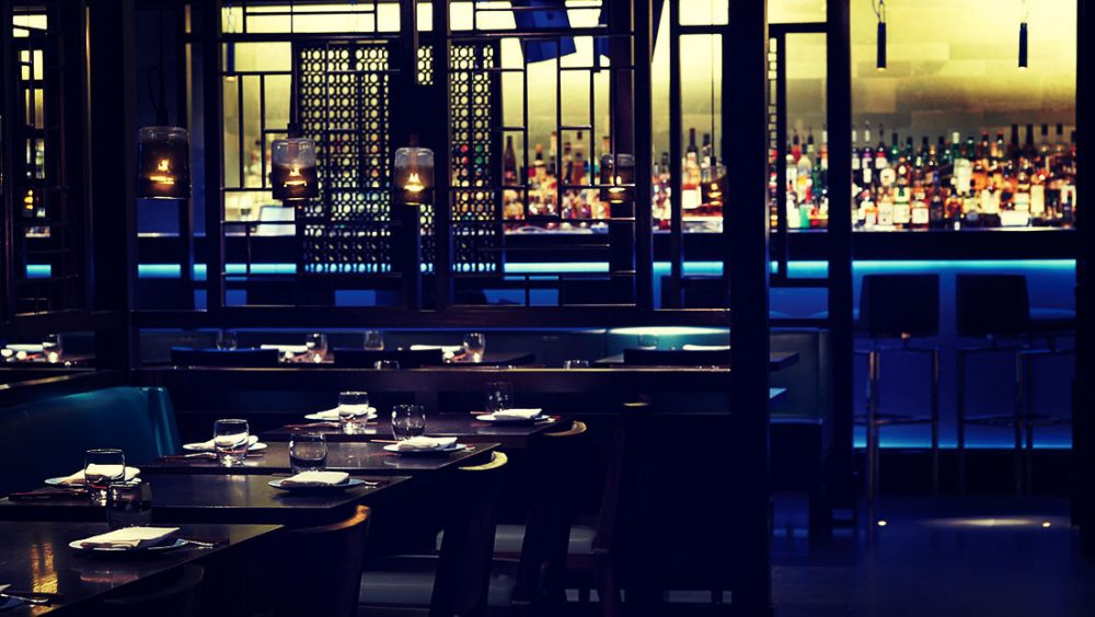 Hakkasan, Modern Cantonese Cuisine, Mayfair, London