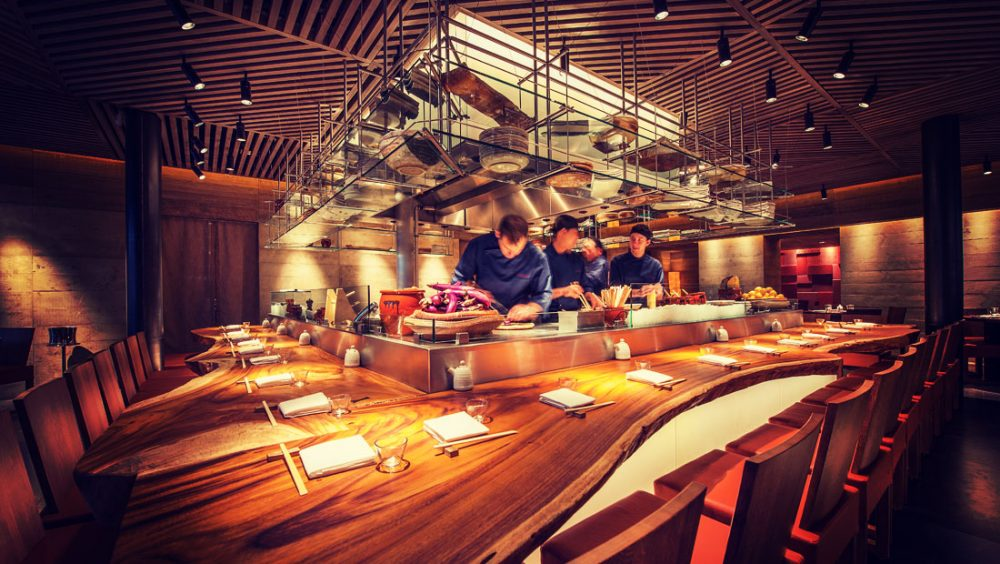 Roka, Japanese Cuisine, Mayfair, London