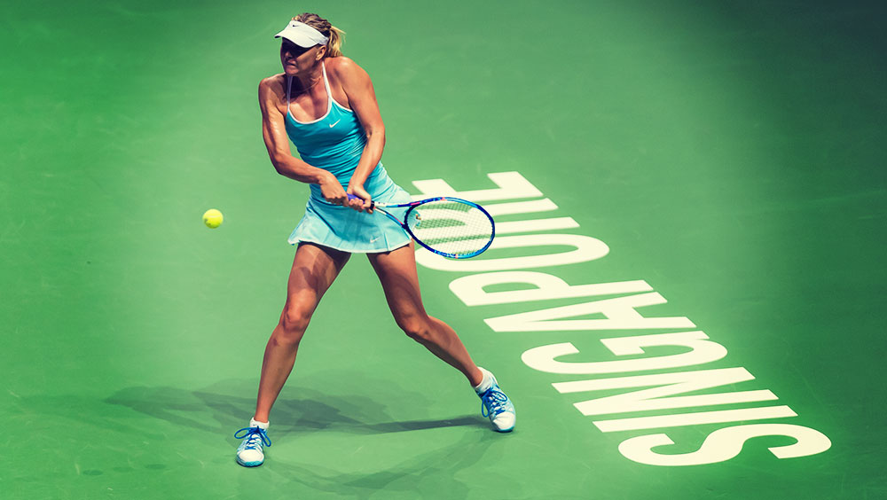 Sports | Tennis, BNP Paribas WTA Finals, October, Singapore