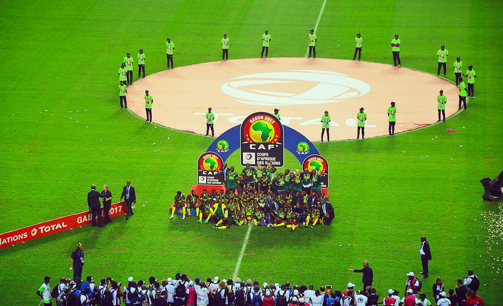 Sports | Soccer, Africa Cup of Nations, June, Cameroon, Africa