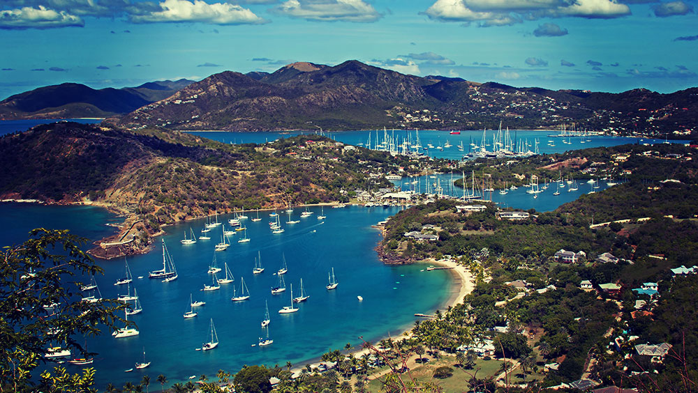 Sports | Regatta, Antigua Sailing Week, April, Nelson's Dockyard, St. Johns, Antigua