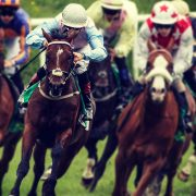 Sports | Equestrian, St Leger Stakes, September, Doncaster, UK
