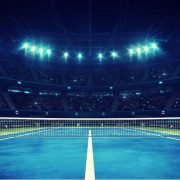 Sports | Tennis, Shanghai Rolex Masters, October, Qizhong Forest Sports City Arena, Shanghai, China