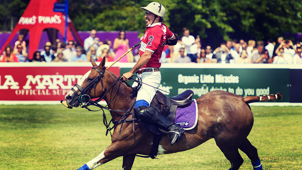 Sports | Polo, Chestertons Polo in the Park, June, Hurlingham Park, London, UK