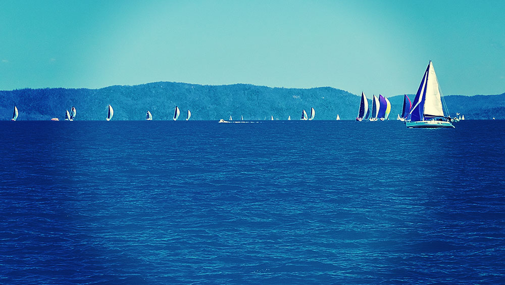 Sports | Sailing, Hamilton Island Race Week, August, Queensland, Australia