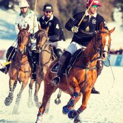 Sports | Polo, Snow Polo St. Moritz, January, St. Moritz, Switzerland