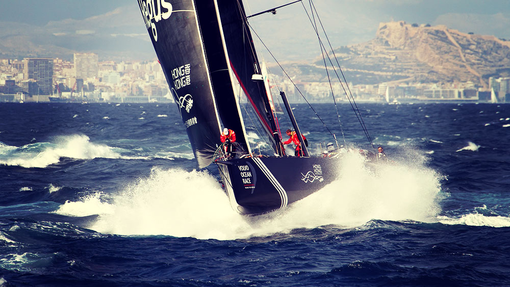 Sports | Regatta, Volvo Ocean Race 2021, October, Alicante, Spain