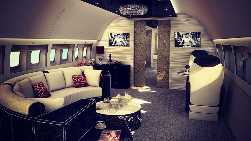 Jets | AirJet Designs, Interior Designer, French Heritage