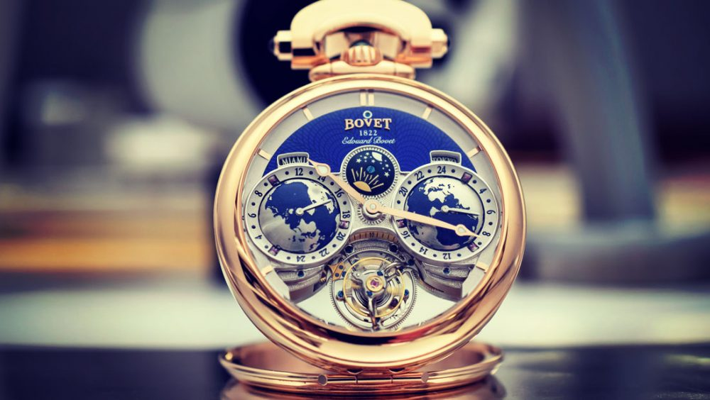 Watches | Bovet, Manufacturer, Swiss Heritage