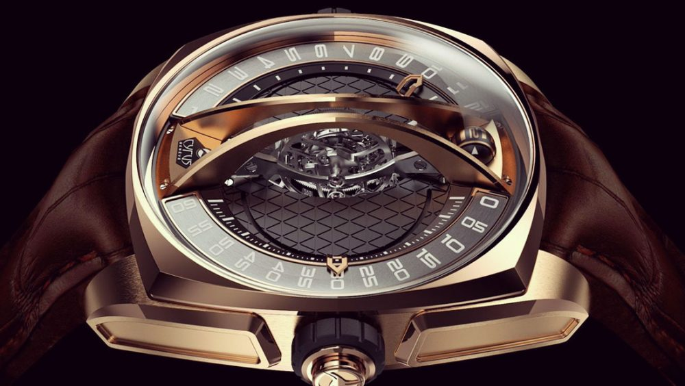 Horology | Cyrus, Watch Manufacturer, Swiss Heritage