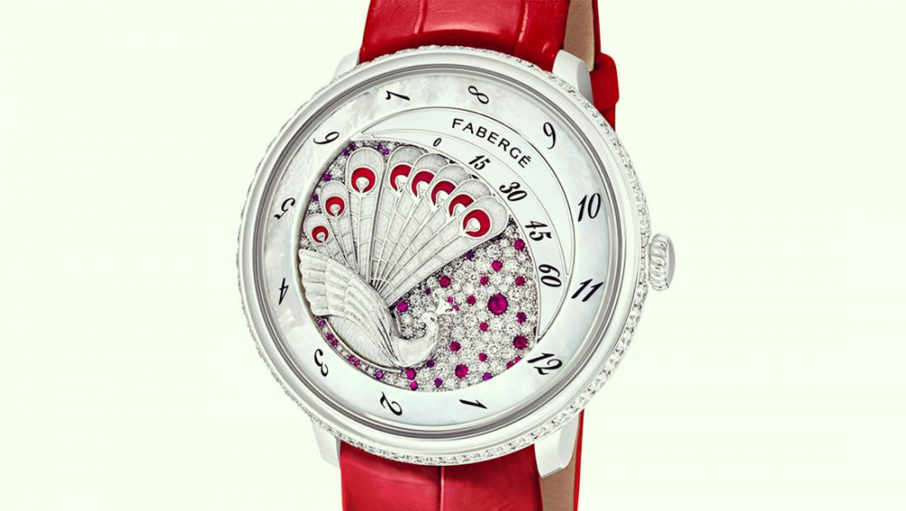 Horology | Fabergé, Watch Manufacturer, Russian Heritage