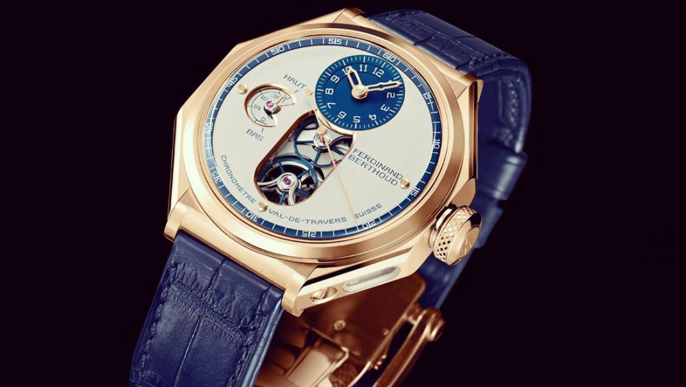 Horology | Ferdinand Berthoud, Watch Manufacturer, Swiss Heritage