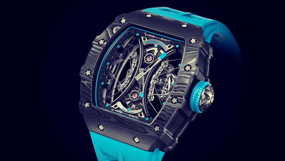 Watches | Richard Mille, Manufacturer, Swiss Heritage