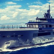Yachts | CRN Yacht, Builder, Italian Heritage