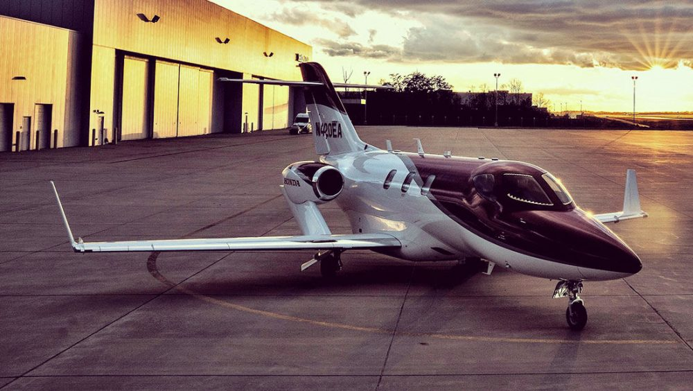 Jets | Honda Aircraft Company, Manufacturer, American Heritage