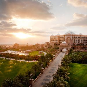 The Magnificent Emirates Palace, Abu Dhabi