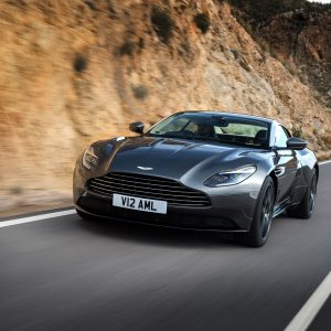 Aston Martin DB11: The Latest In An Illustrious Bloodline