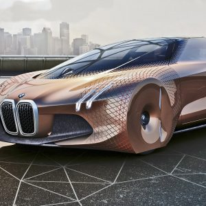 Experience the fascinating BMW Vision Next 100