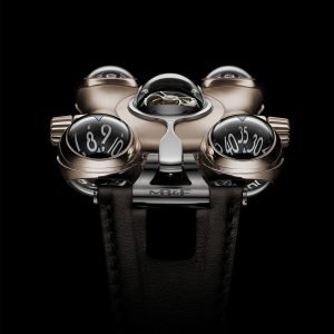 The MB&F HOROLOGICAL MACHINE N°6