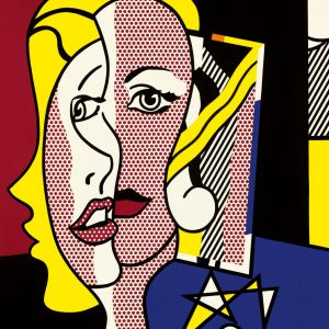 Roy Lichtenstein's Female Head featured in Sotheby's New York Auction
