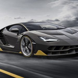 Centenario, a masterpiece of perfection to celebrate Ferruccio Lamborghini.