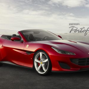 The Ferrari Portofino revealed: World Premiere at the Frankfurt Motor Show