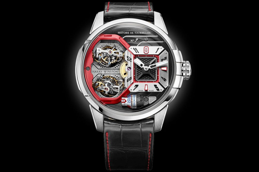 Harry Winston, Histoire de Tourbillon Collection