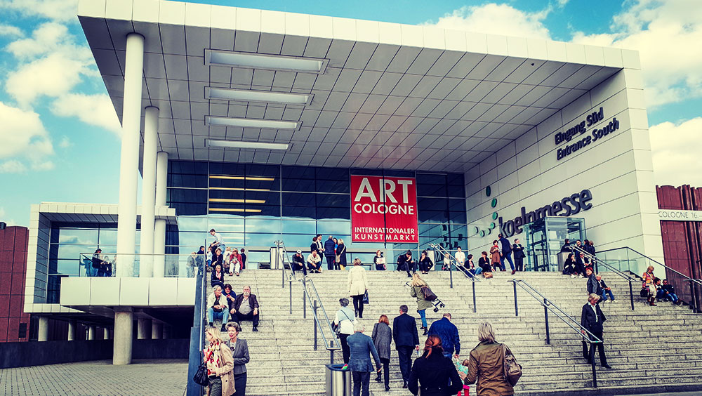 Arts | Art Fair, ART COLOGNE, April, Germany