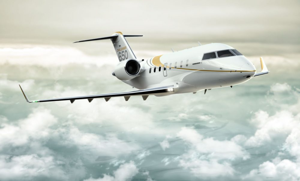 Bombardier Challenger 650, Best-selling is a sure bet