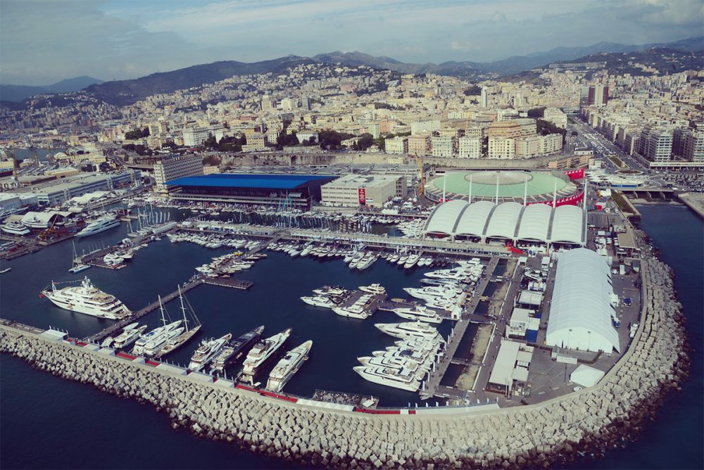 Exhibitions | Boat Show, Genoa International Boat Show, September, Genoa, Italy