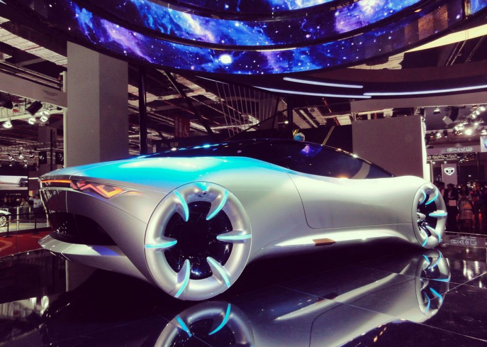Exhibitions | Motor Show, Auto Shanghai 2019, April, Shanghai, China
