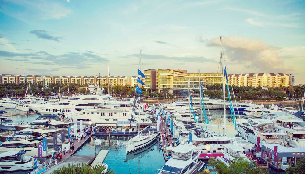 Exhibitions | Boat Show, Singapore Yacht Show, April, Singapore