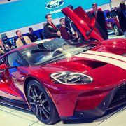 Exhibitions | Motor Show, Detroit Auto Show, North American International Auto Show (NAIAS), January, Detroit, USA