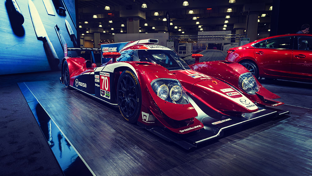 Exhibitions | Motor Show, New York Auto Show, April, Jacob Javits Convention Center, New York, USA