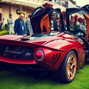 Exhibitions | Motor Show, Pebble Beach Concours d'Elegance, August, Pebble Beach, California, USA
