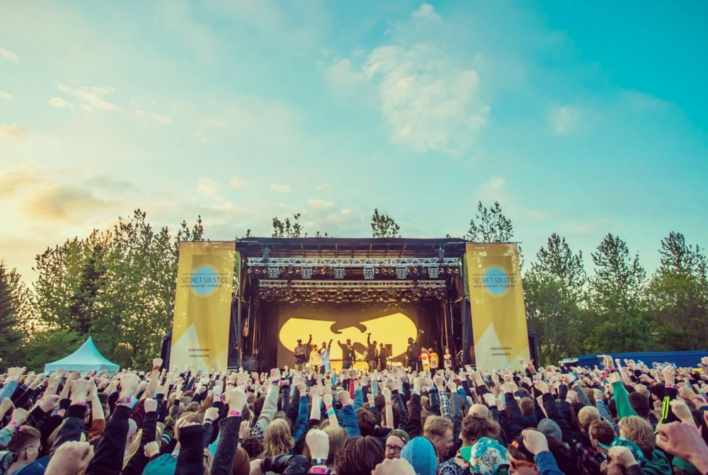 Festivals | Music, Secret Solstice Festival, June, Reykjavik, Iceland