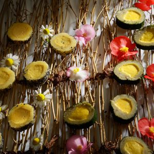 A new concept of Asian cuisine at Gaggan, Bangkok, Thailand