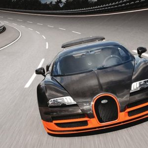 The Bugatti Veyron 16.4 Super Sport, A Guinness World Record