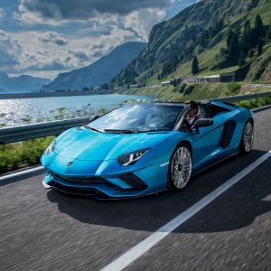 Lamborghini Aventador S Roadster, feed your ego