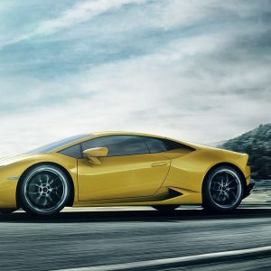 The Lamborghini Huracàn Coupè, a driving experience like no other