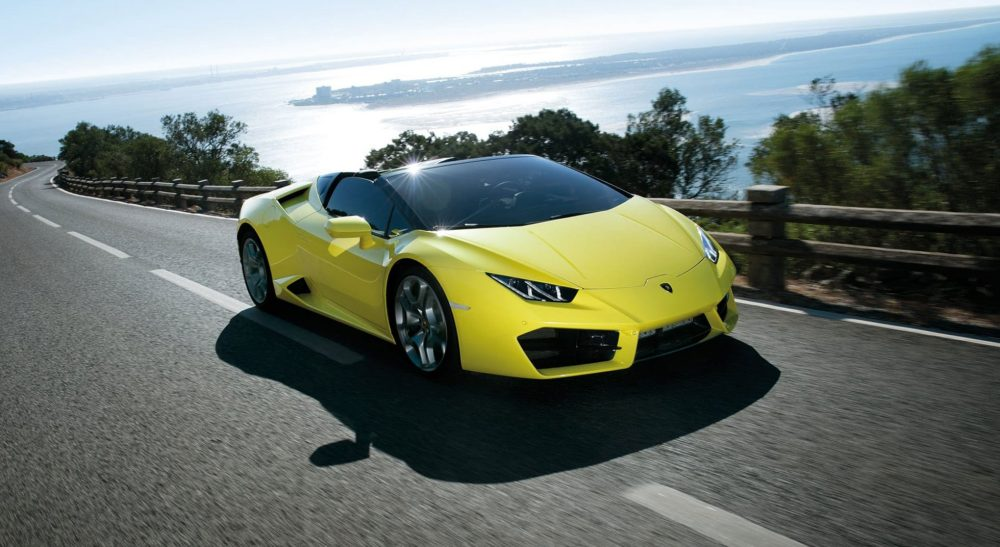 Lamborghini Huracàn RWD Spyder, When style meets performance